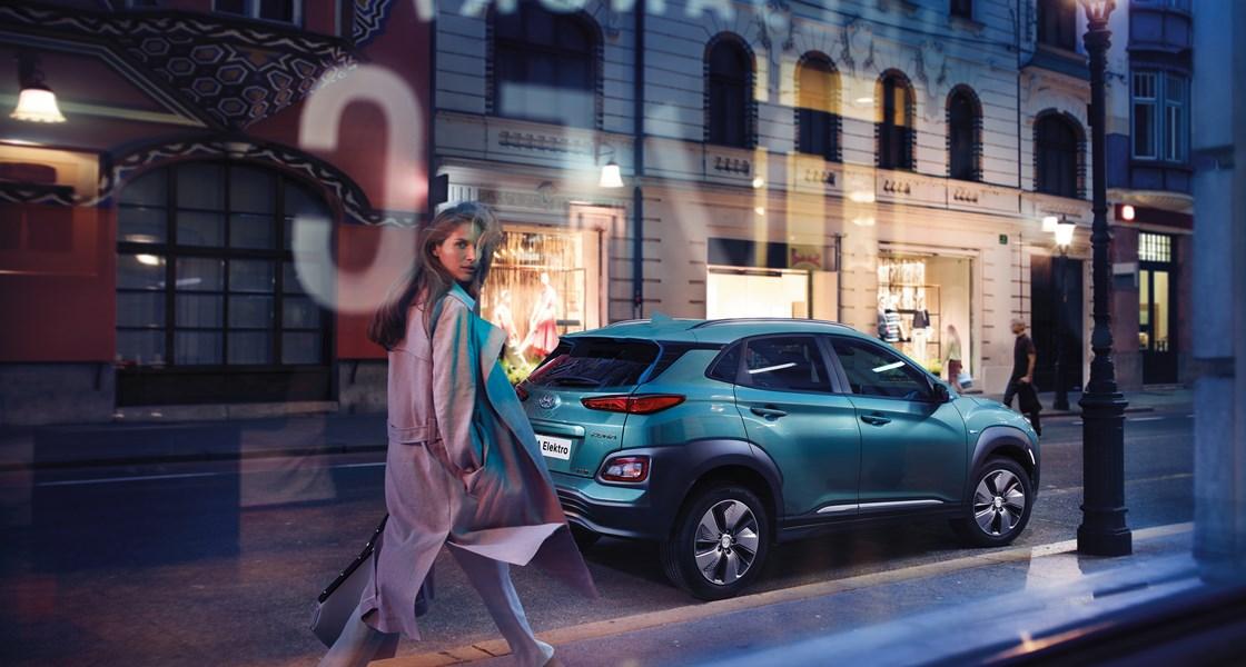 Hyundai - Kona - Style Woman