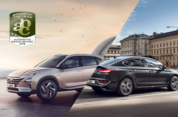 Automotive Brand Contest - Hyundai i30 Fastback & NEXO