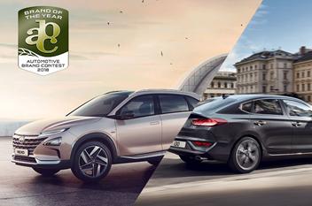 Automotive Brand Contest - Hyundai i30 Fastback & NEXO