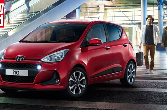 Auto Bild Importauto des Jahres - Hyundai i10