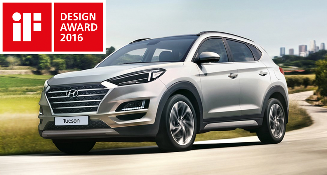iF Design Award - Hyundai Tucson