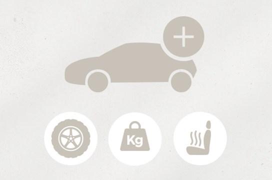 Berücksichtigung individueller Fahrzeugdetails