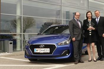 Fleet Car of the Year 2018 - Hyundai i30 Kombi
