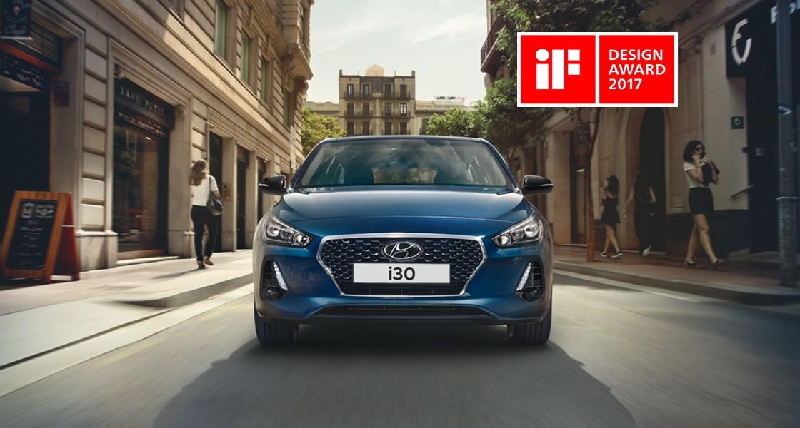 iF Design Award - Hyundai i30