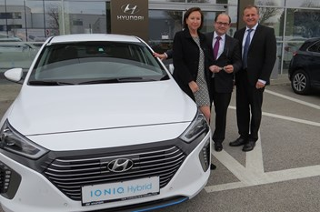 Fleet Car of the Year - Hyundai IONIQ