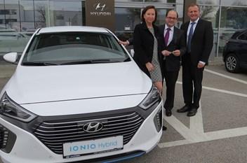 Fleet Car of the Year - Hyundai IONIQ