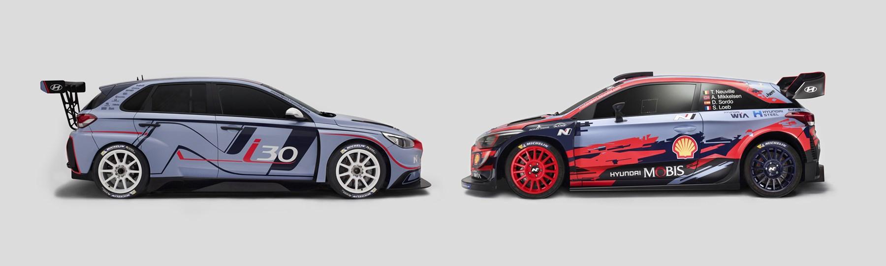 TCR WRC