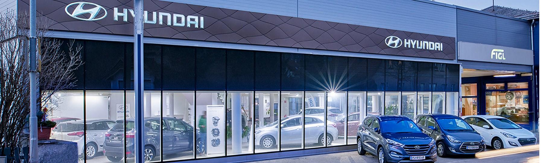 Autohaus Neulengbach Figl-Hyundai Aussenaufnahme-angepasst