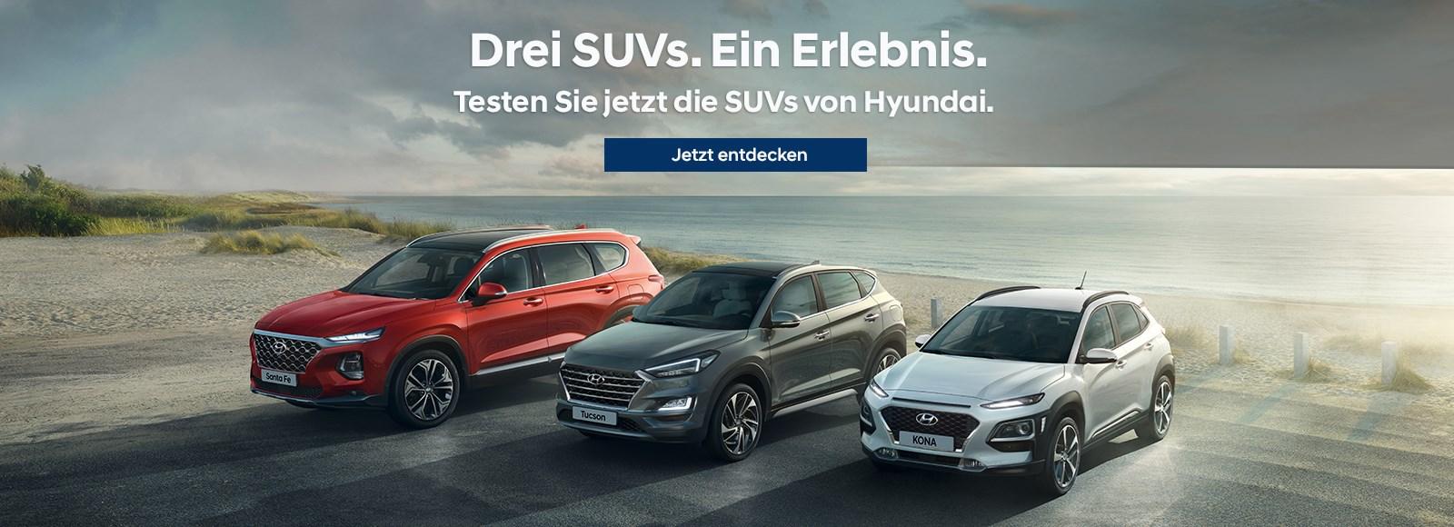 SUV Hyundai