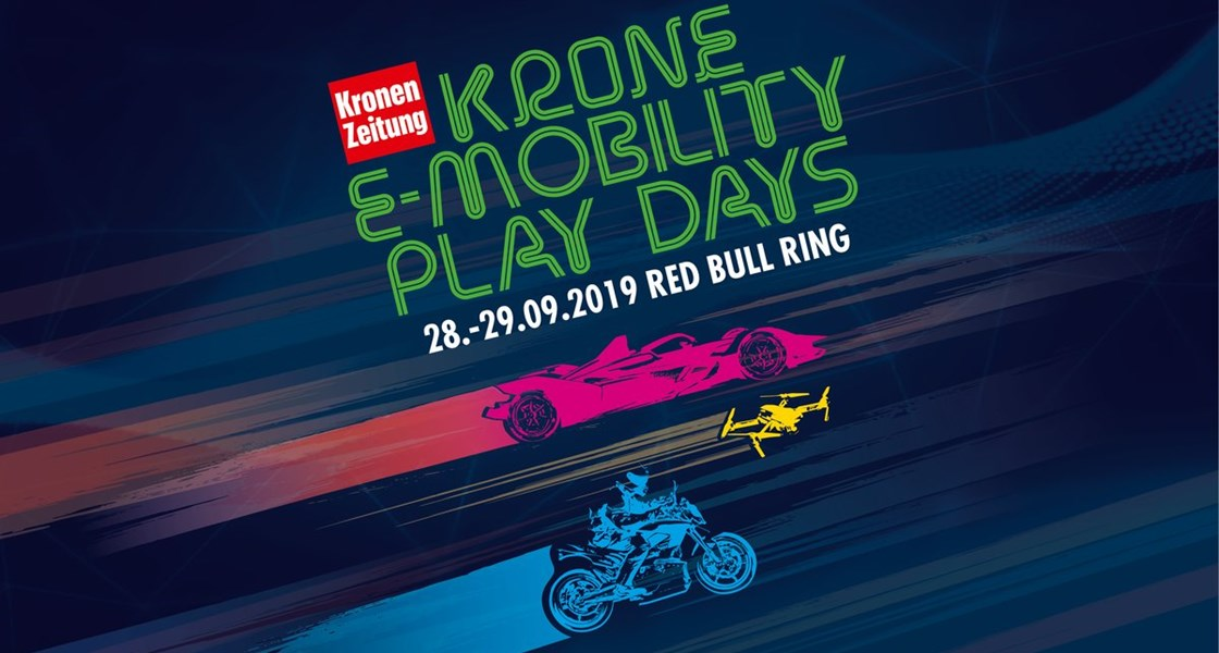 Krone E-Mobility Play Days
