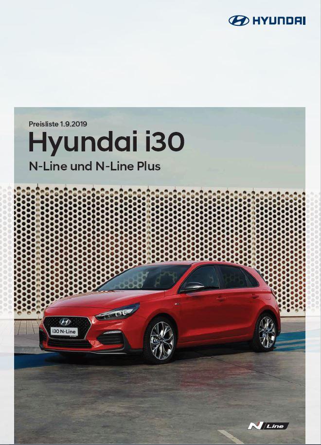 Hyundai N-Line 1.9.2019