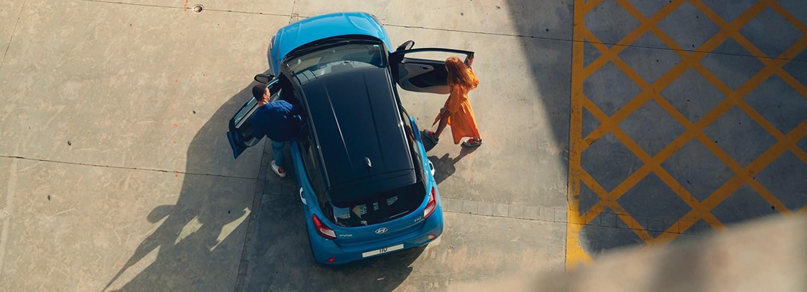 Hyundai i10 Freestyle Moll Vela 1519 ret