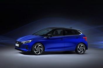 Der neue i20: Hyundai enthüllt weitere Details