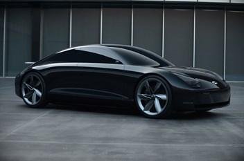 """Das neue Concept Car """"Prophecy"""" EV"""