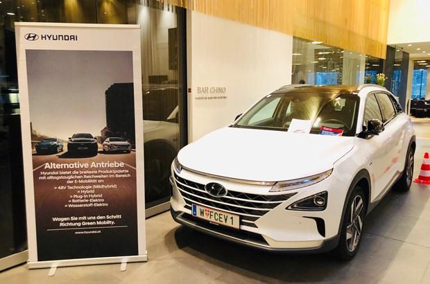 Hyundai bei der EL-MOTION 2020