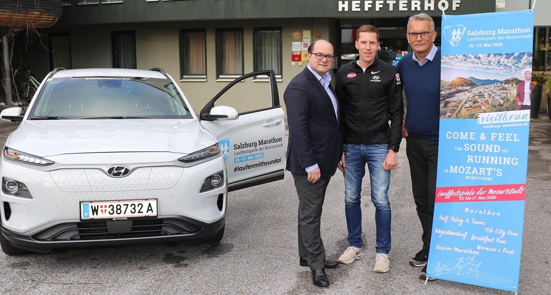 Hyundai & Salzburg Marathon: Treue Partnerschaft in unsicheren Zeiten