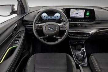 Videos vom neuen Hyundai i20.