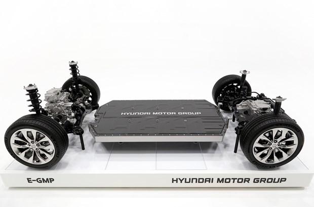 Hyundai Motor Group präsentiert neue Elektrofahrzeug-Plattform E-GMP