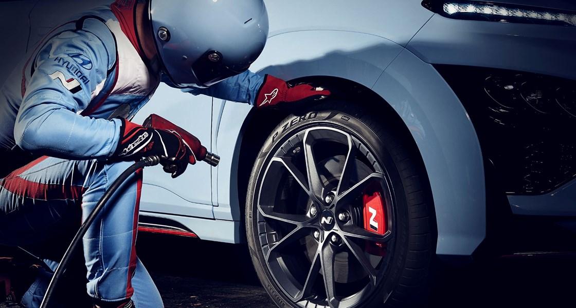 Hyundai präsentiert den neuen KONA N  beim N Day Digital-Event