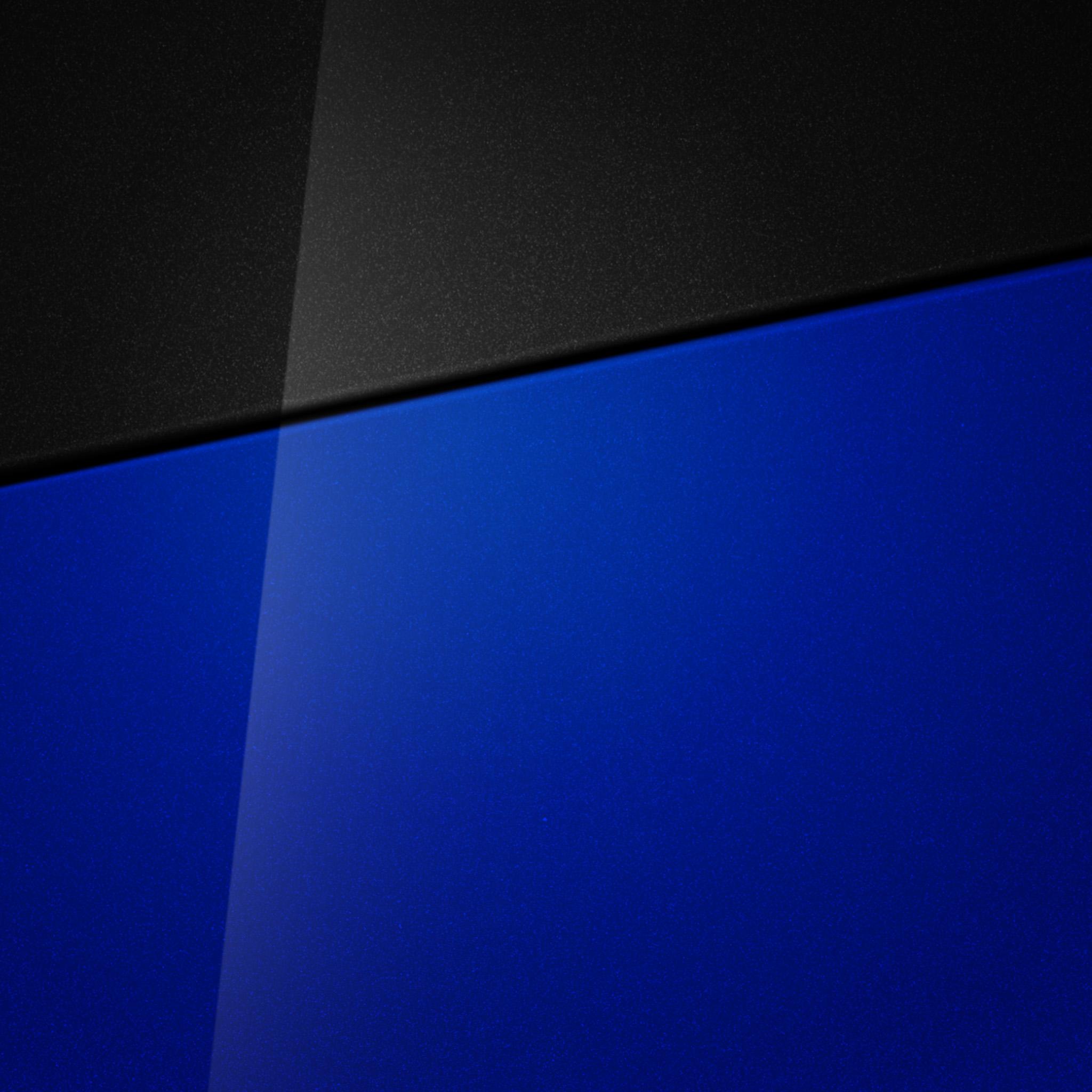 Intense Blue / Schwarz) Bild